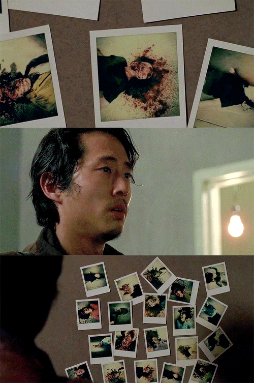 The Walking Dead Season 6 Episode 12 Not Tomorrow Yet Glenn Rhee Fear The Walking Dead Walking Dead Season 6 The Walking Dead 3