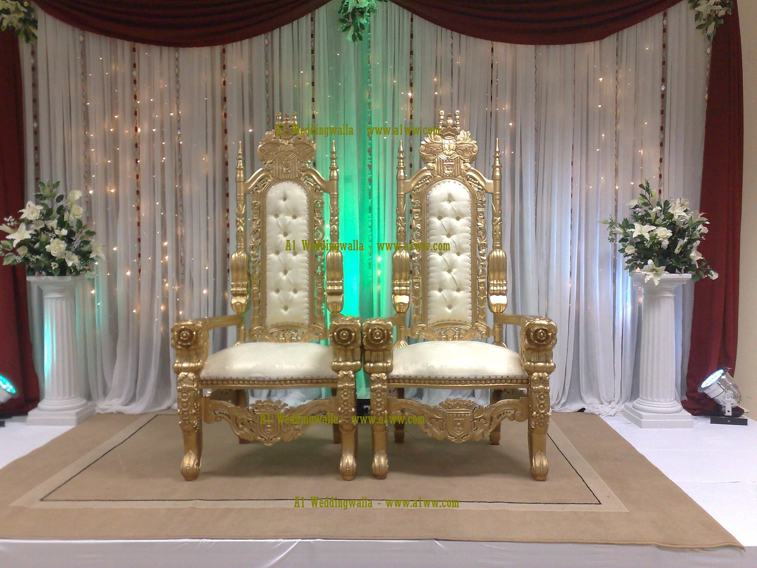 Best Royal Chairs For Sale Wedding Furniture Hire 400 x 300