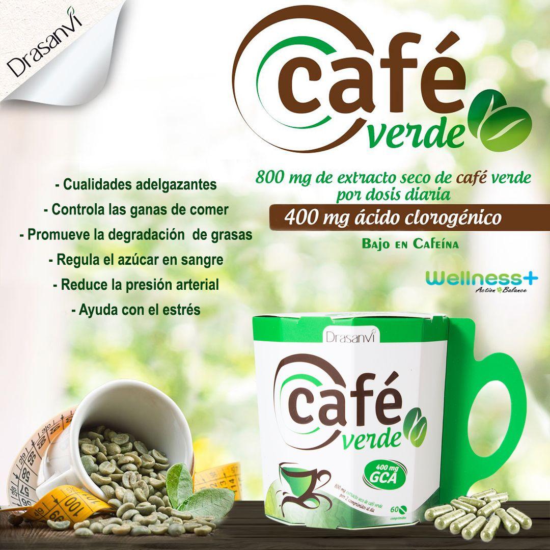 Café Verde Propiedades Del Cafe Peso Saludable Edulcorantes