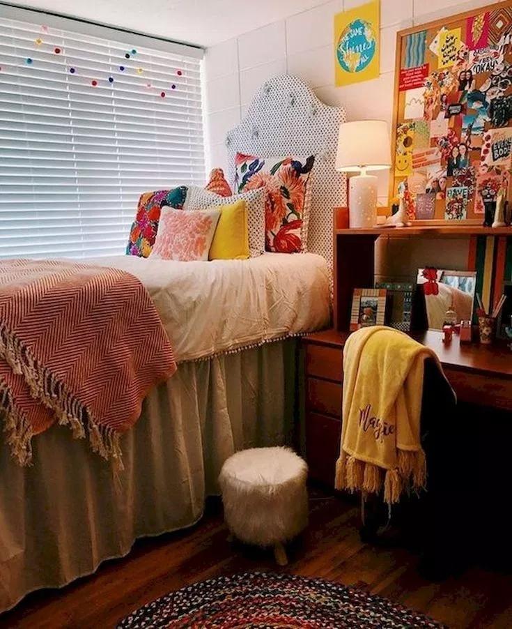 40 Genius Diy Dorm Room Decorating Ideas You Need To Copy 5 Autoblog Dorm Room Inspiration College Bedroom Decor Dorm Room Diy