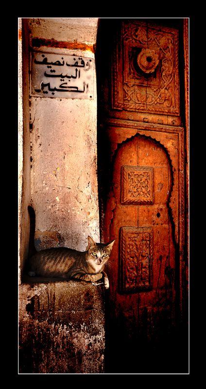 When the sun is high in al-Alawi - jeddah, Makkah- Saudi Arabia pinned by Isabel Goncalves