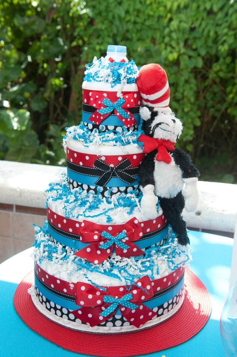Wonderful The Planning Company: Thing 1 Thing 2 Baby Shower