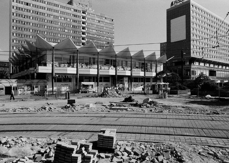 Berlin 1999 Alextreff Am Alexanderplatz 2000 Abgerissen Berlin Heute Berlin Geschichte Berlin