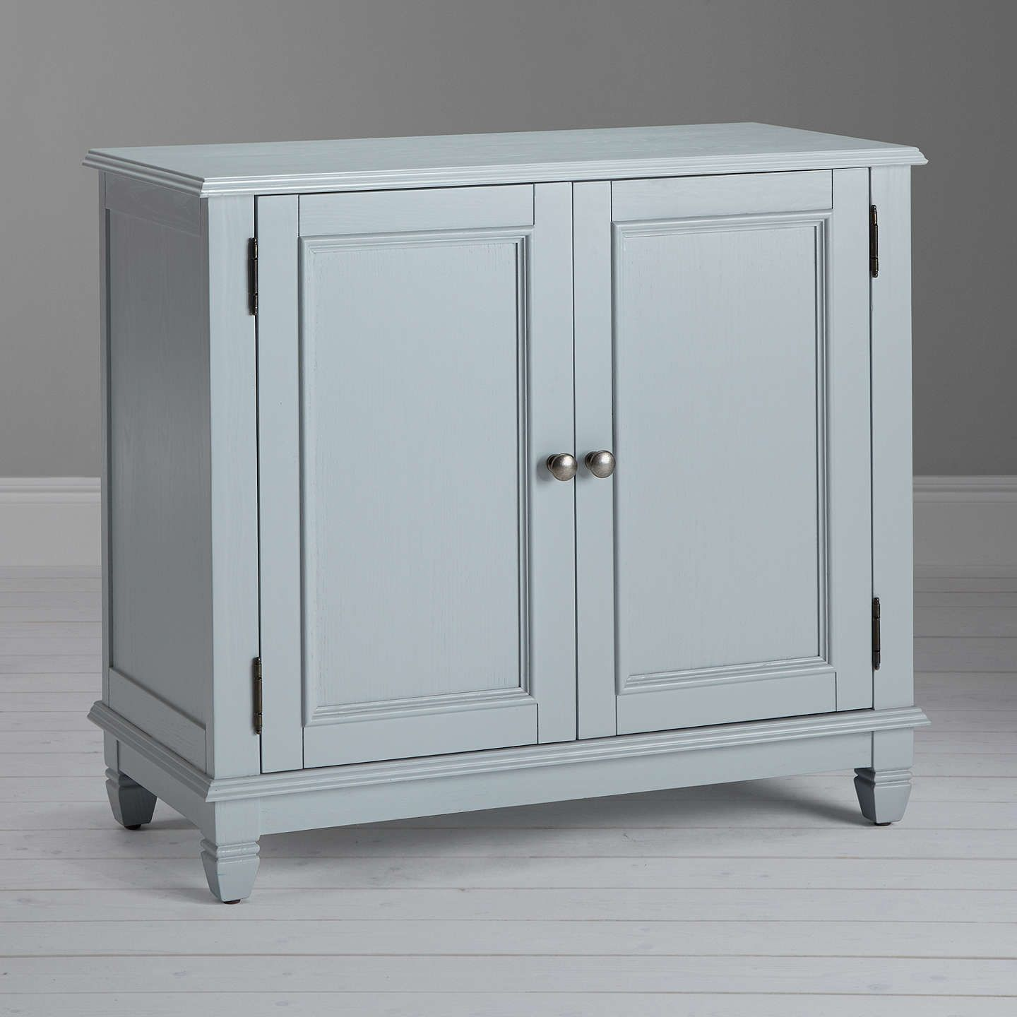 John Lewis Partners Hamilton Storage Cupboard Grey Cupboard Storage Storage Cupboard