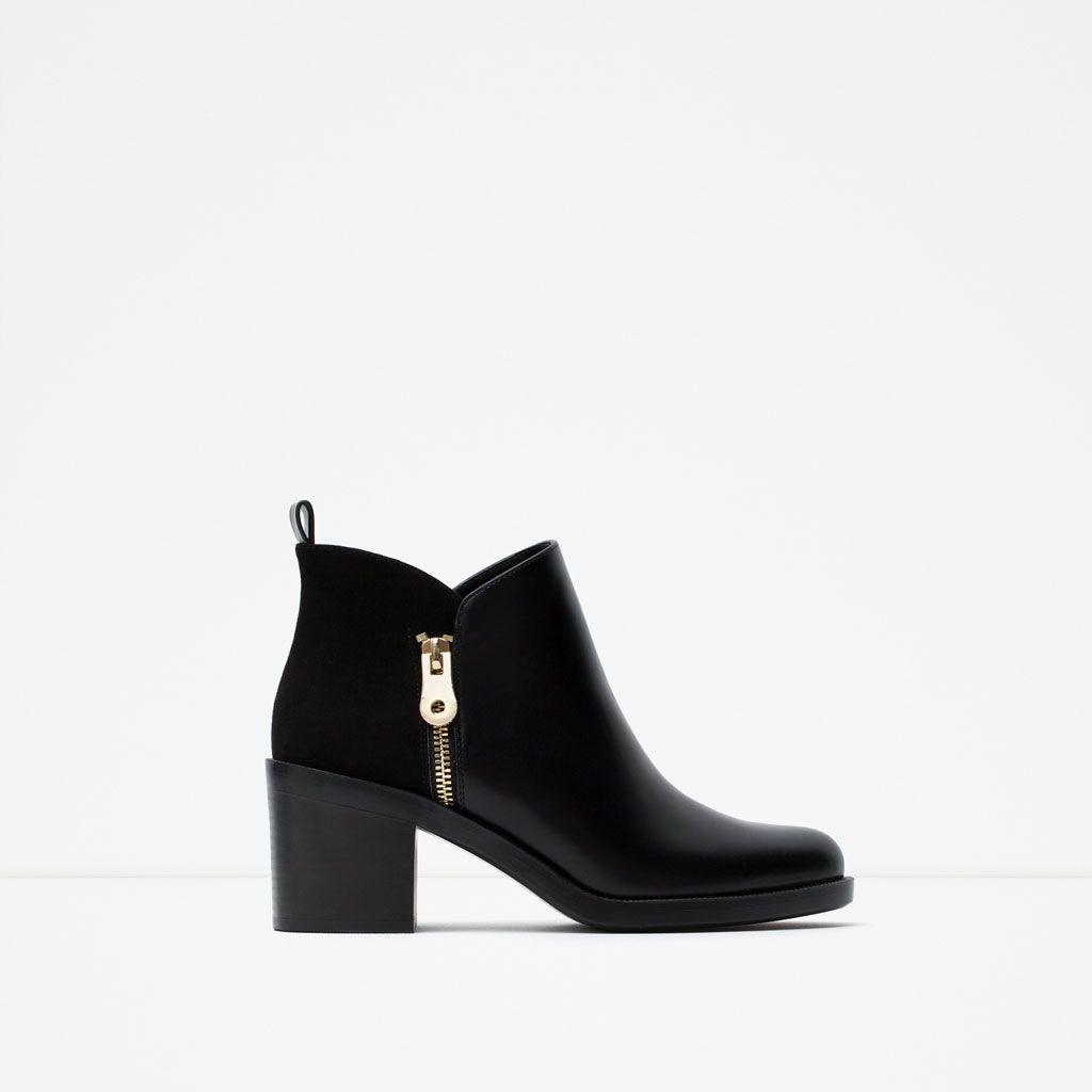 Réductions sur toutes les chaussures tendance. Retrouvez les chaussures  pour femme à petit prix sur ZARA online.