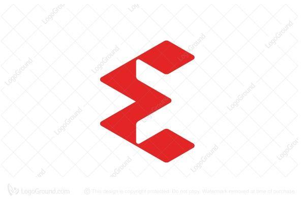logo for sale unique letter e logo unique letter e logo w m buy rh pinterest com Most Popular Brand Logos Popular Clothing Logos
