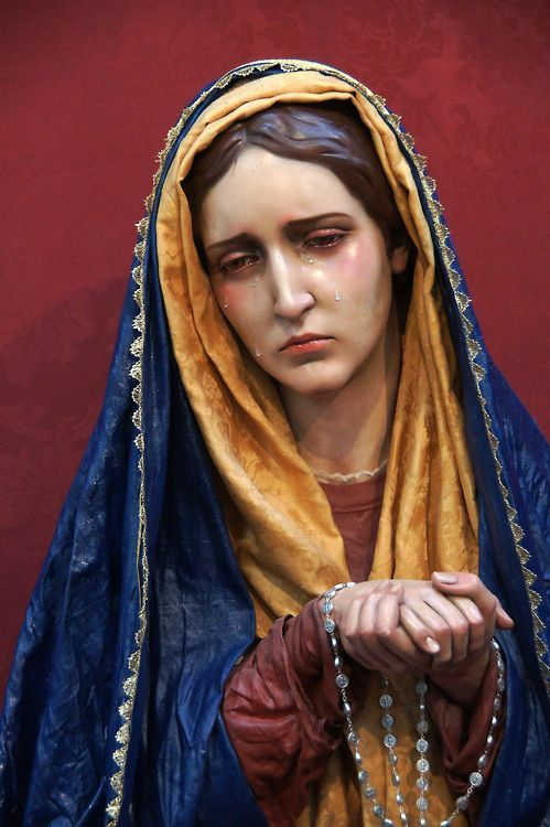 """""""But standing by the cross of Jesus were his mother, and his mother's sister…"""
