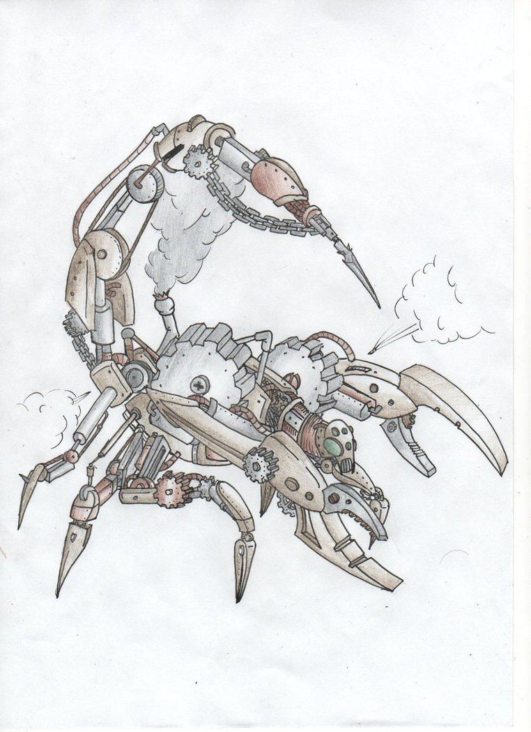 To acquire Animal Steampunk sketches pictures trends