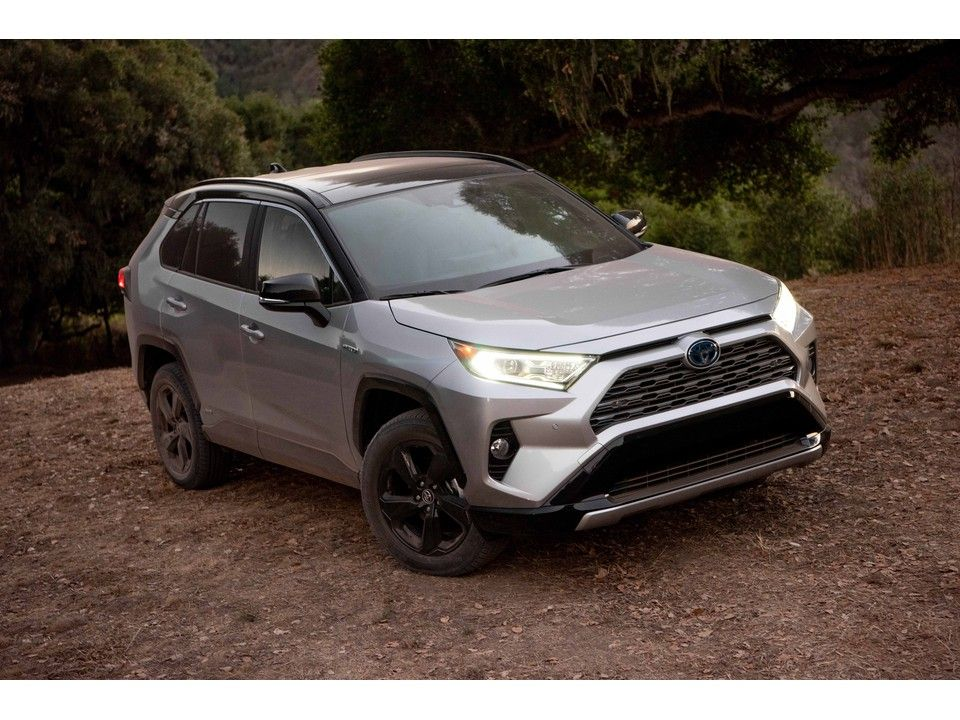 The Toyota Rav4 Hybrid Is Ranked 1 In Hybrid And Electric Suvs By U S News World Report See The Review Prices Toyota Rav4 Hybrid Rav4 Hybrid Toyota Rav4
