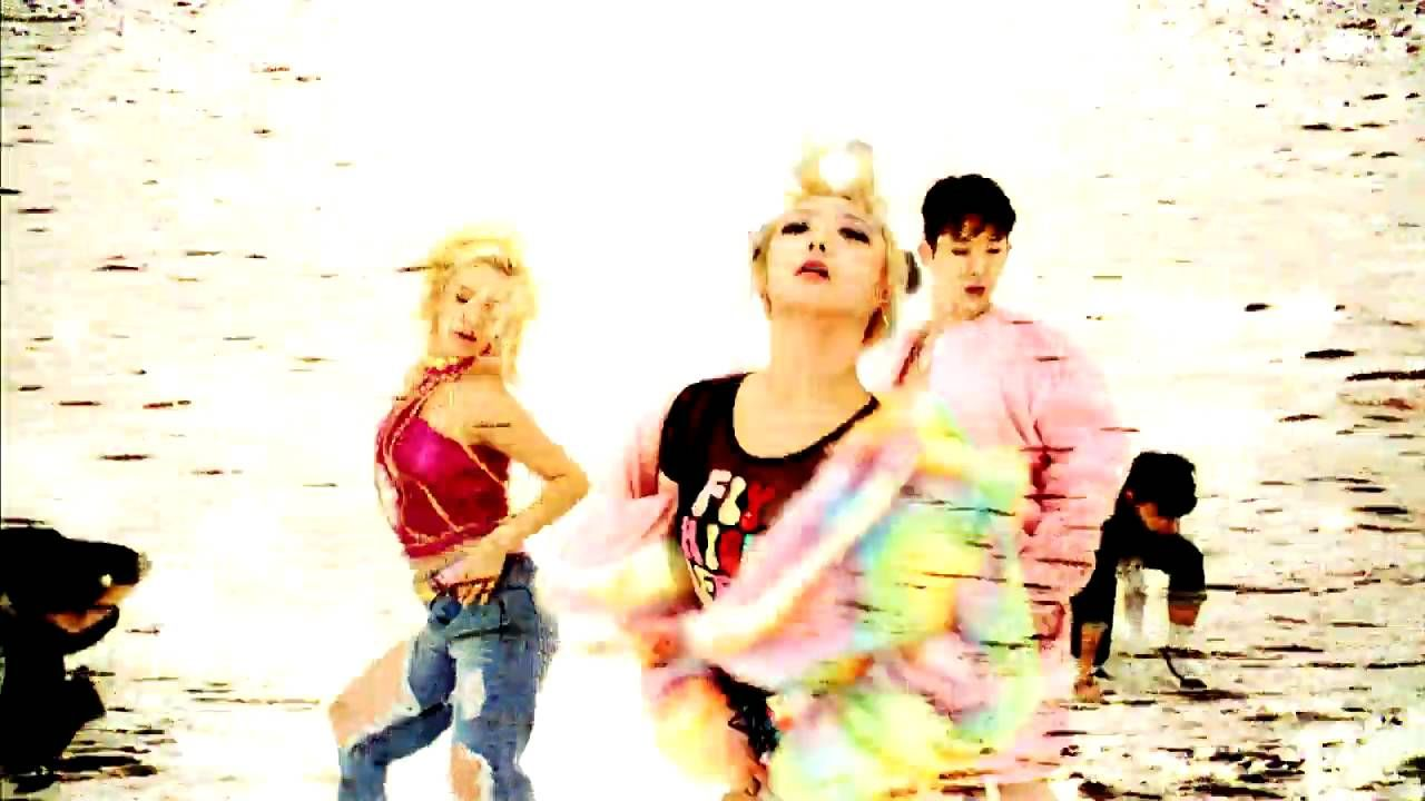 Triplet T (Hyoyeon (효연), Min (민), Jo Kwon (조권)) - Born To Be Wild (feat J.Y. Park)