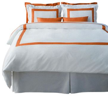 Lacozi Boutique Hotel Collection Persimmon Duvet Cover Set Modern