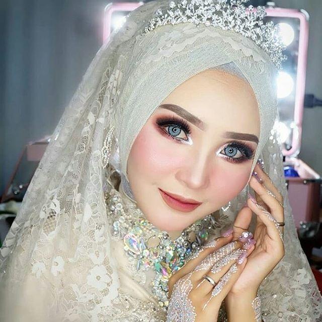 Makeup Wedding Hijab Off 74 Buy