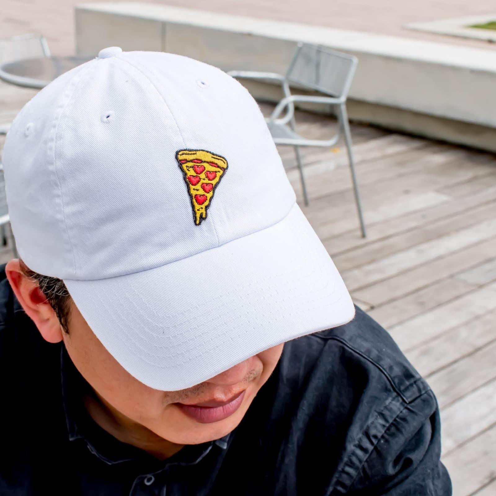 Pizza Patch Hat Baseball Patch Hat Custom Logo Patch Hat Etsy Patch Logo Baseball Hats Pizza Patch
