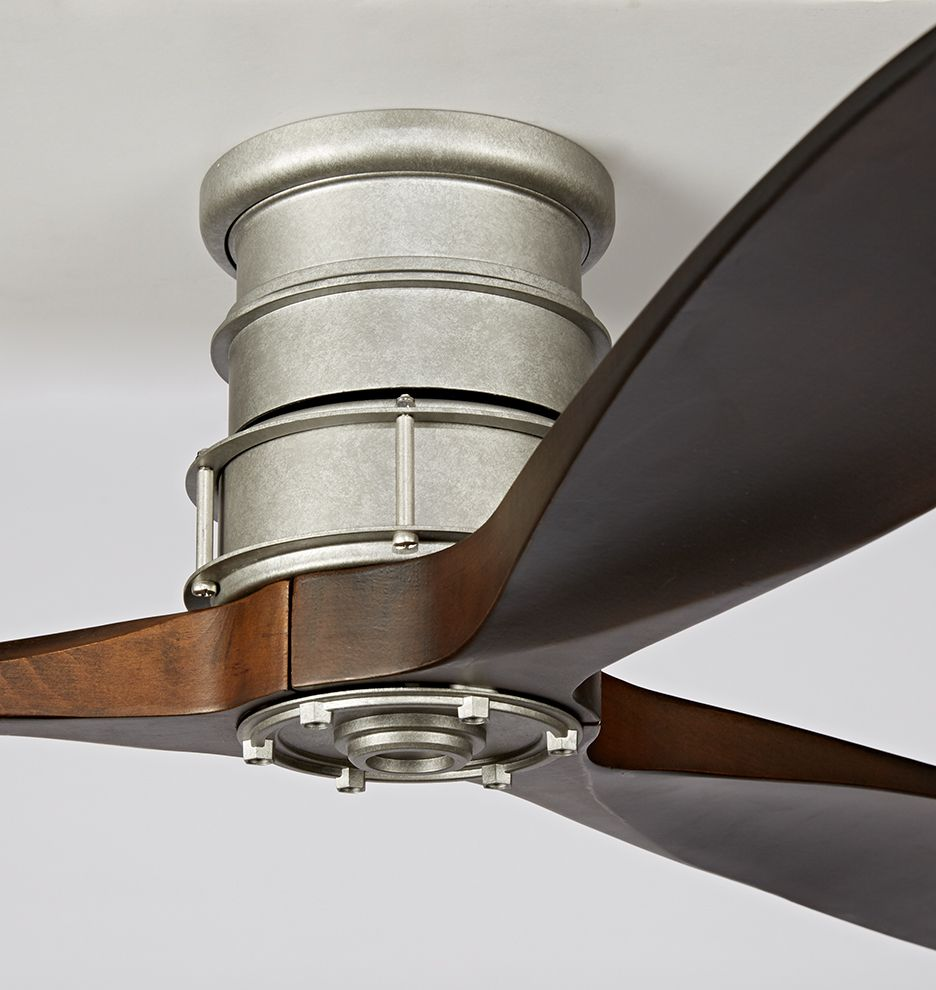 Falcon Semi Flush Ceiling Fan Flush Ceiling Fans Ceiling Fan
