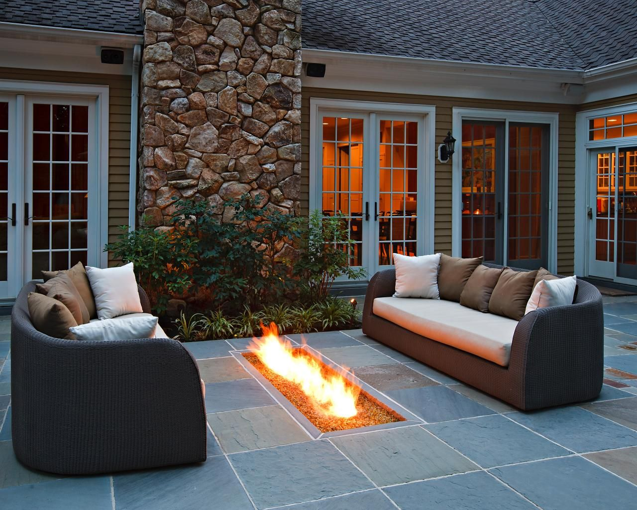 Fire Pit Design Ideas In Ground Fire Pit Outdoor Fireplace
