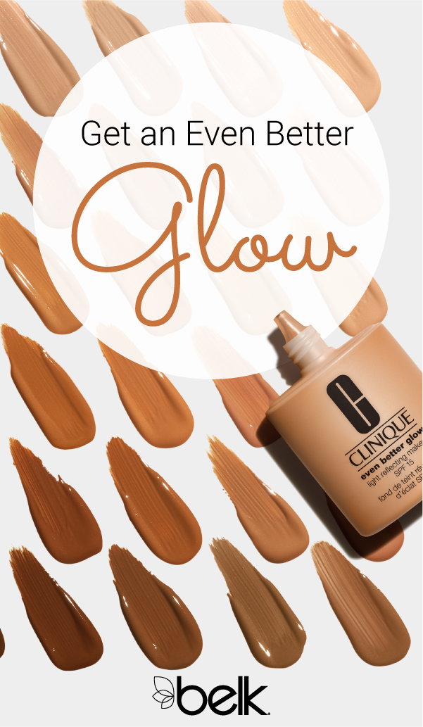 Clinique Women Even Better Glow Light Reflecting Makeup Broad