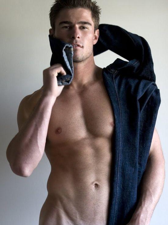 Male model allen walker nude