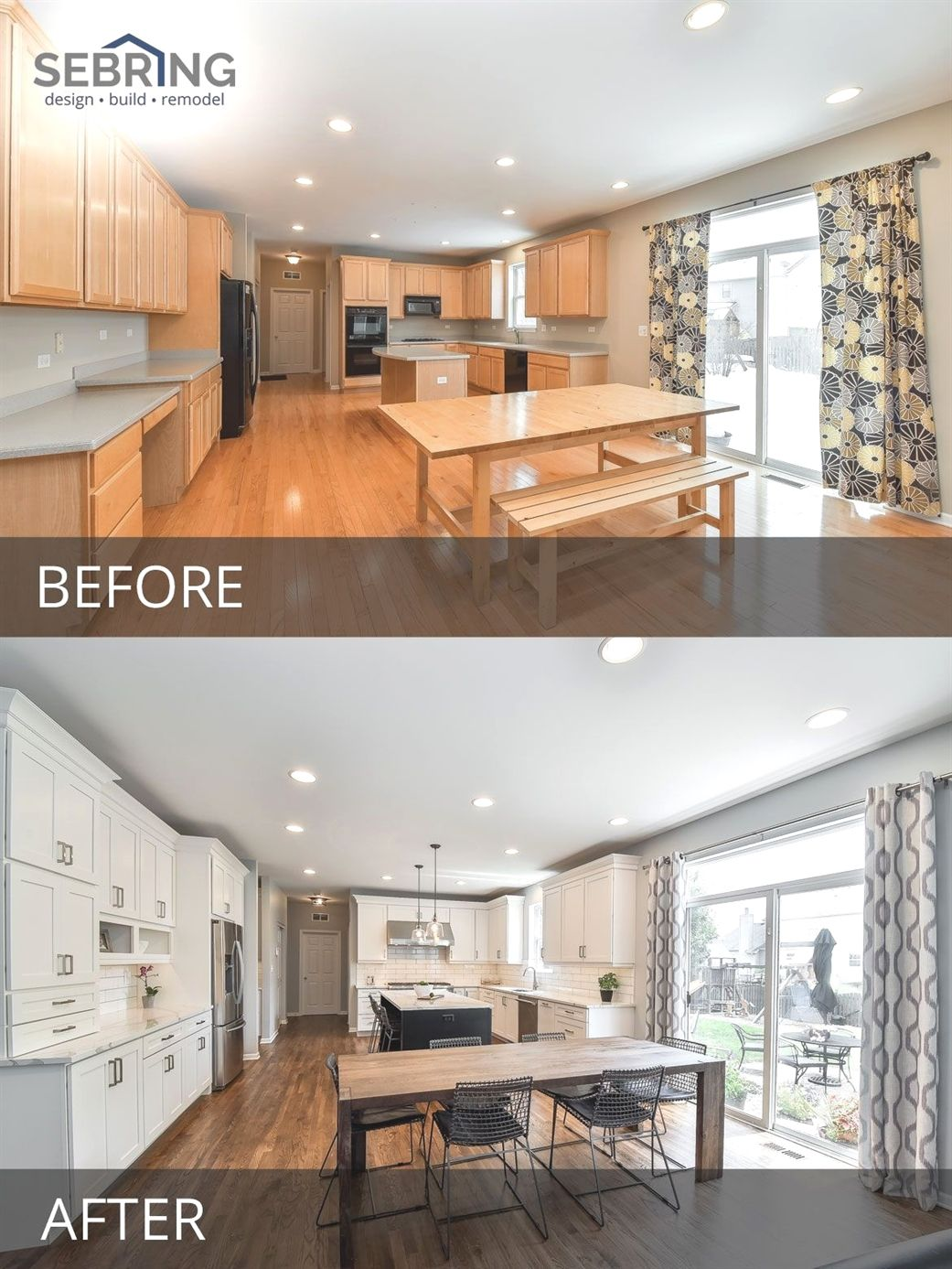 Forclosure Remodel: Kitchen Remodel Countertops