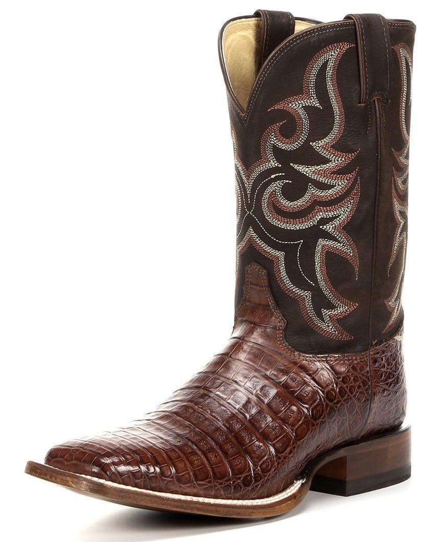 Justin Men's Caiman Boots [9616]