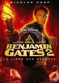 Benjamin Gates 1 Streaming : benjamin, gates, streaming, Benjamin, Gates, Livre, Secret,, Trésor, National,, Nicolas