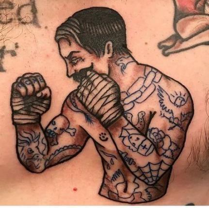 49+ Ideen Tattoo Traditionelle Old School Ink Beiträge –  49+ Ideen Tattoo Trad… – My Blog