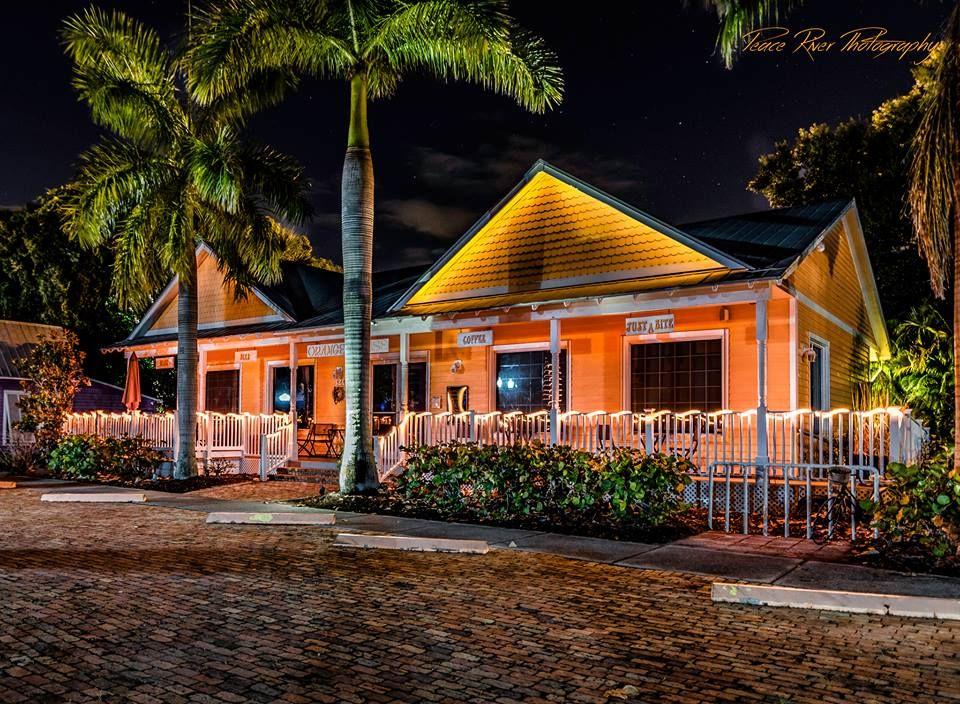 The Orange House Wine Bar Sullivan St Punta Gorda In Punta