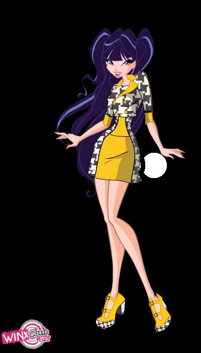 Winx Club Season 6 outfits Musa