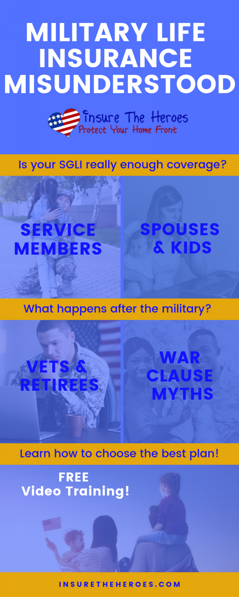 Military Spouses And Military Members Often Misunderstand How
