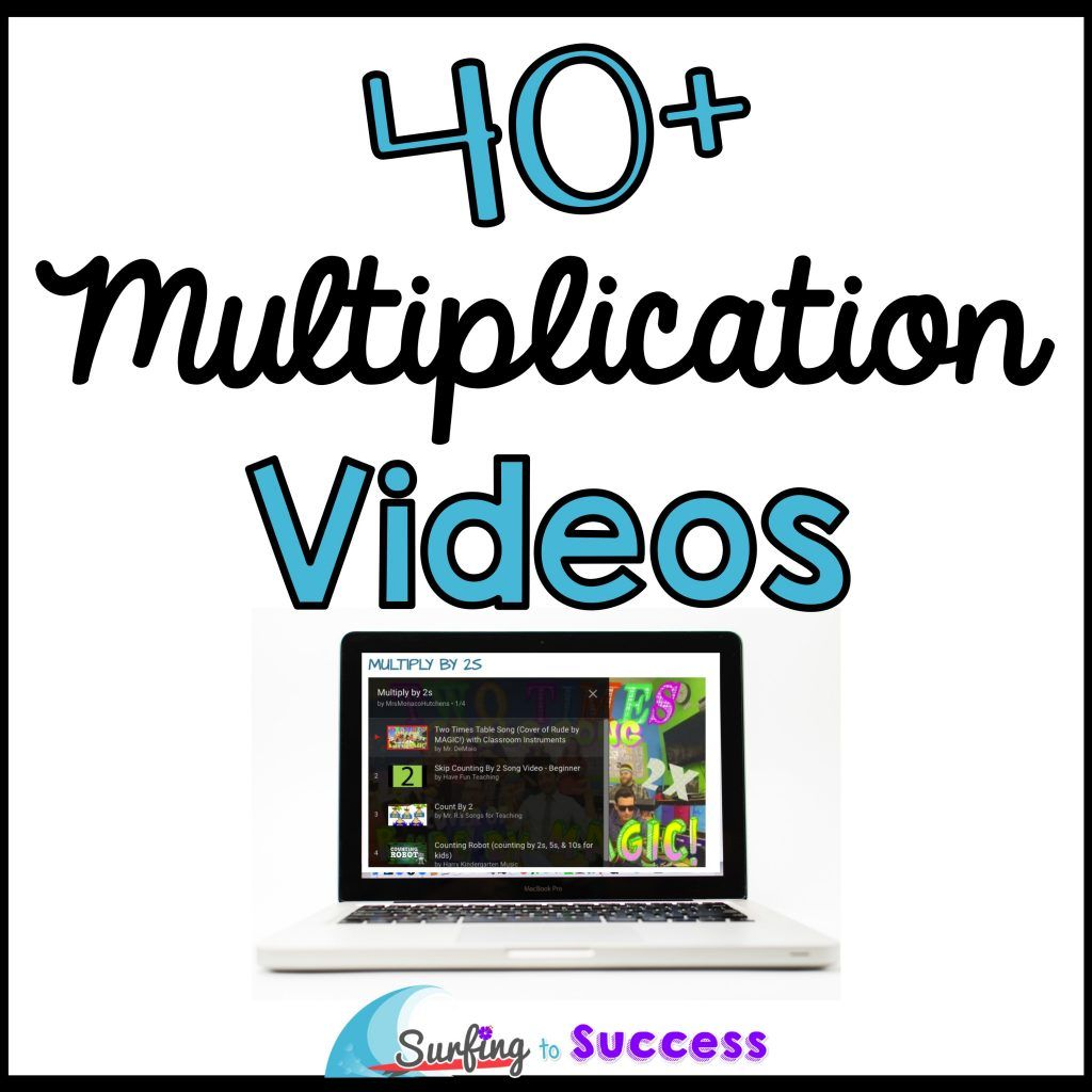 Are Your Students Working On Multiplication Fluency