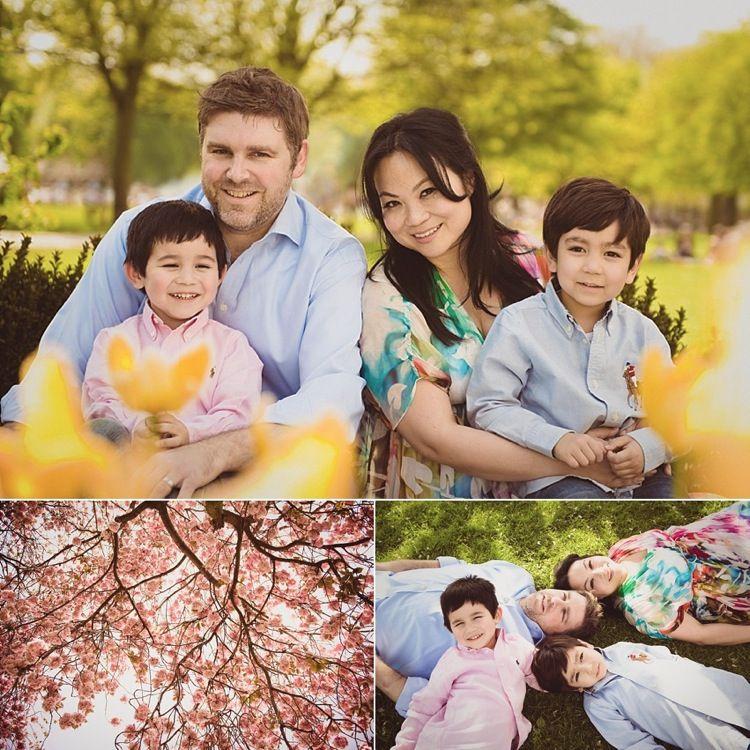 Family Photo Ideas Pinterest: Cherry Blossom Spring Family Shoot Victoria Park London