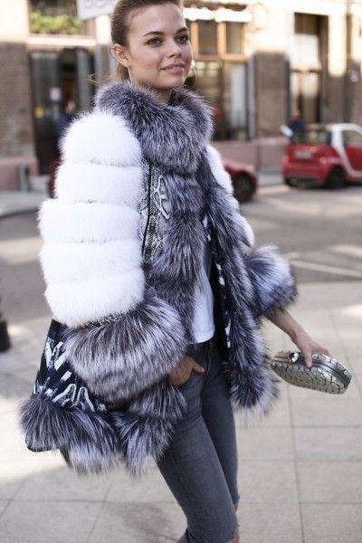 Fur Coat De En Peluches Y Ibarra Fur Pin Carmen Alicia nxa0Cqpw1w