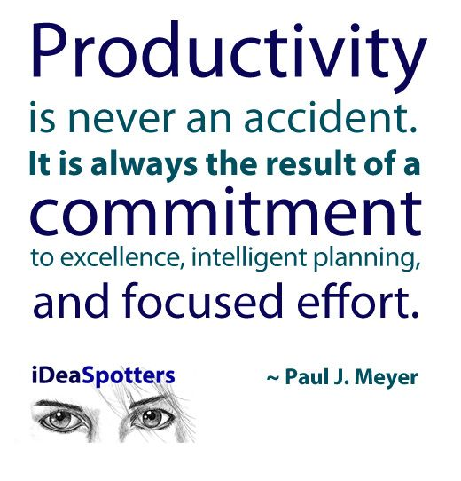 Productivity Quotes | Work+productivity+quotes | Productivity