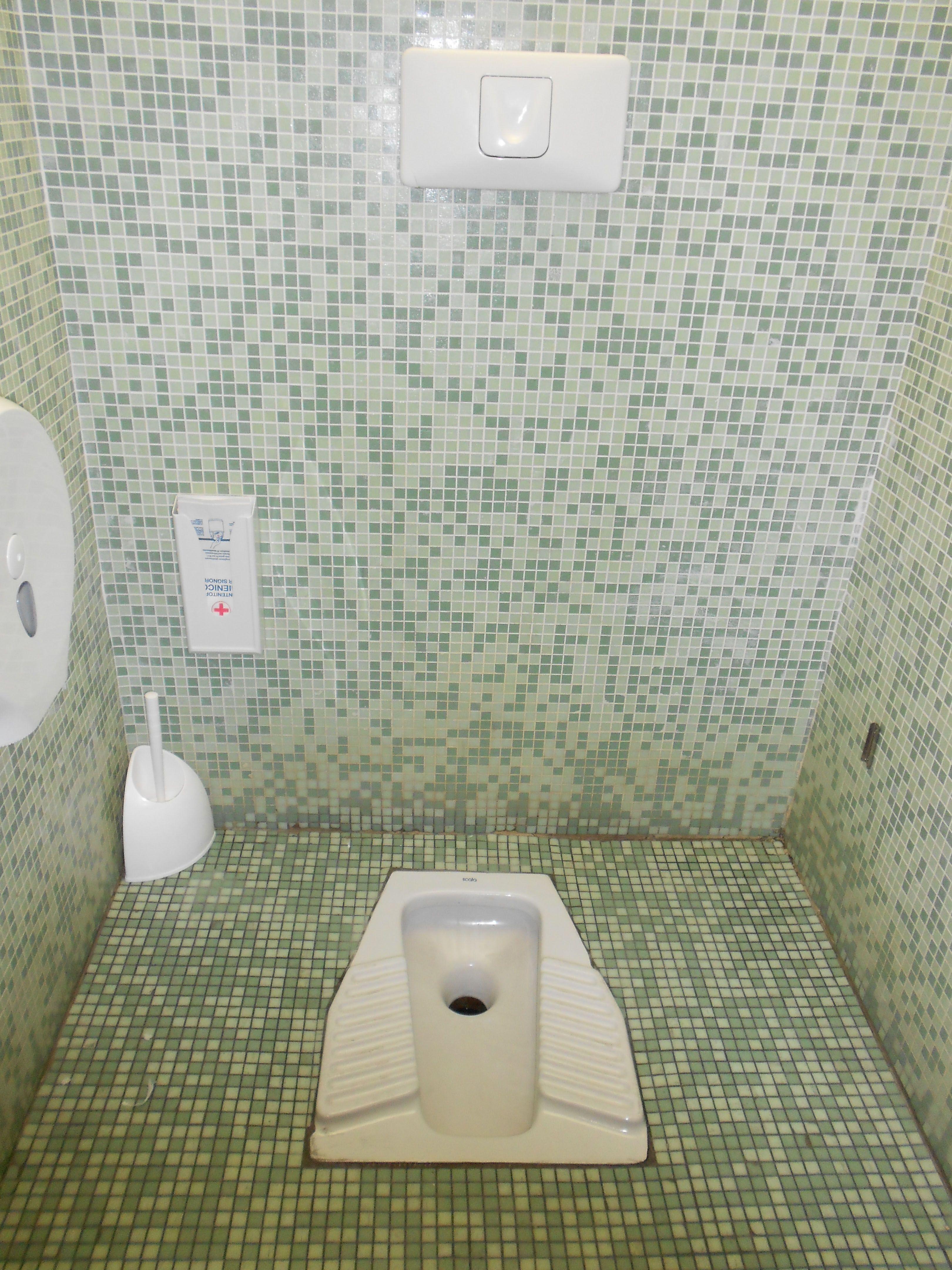 Strange Turkish Toilet In Verona Bathroom Dimensions Bathroom Uwap Interior Chair Design Uwaporg