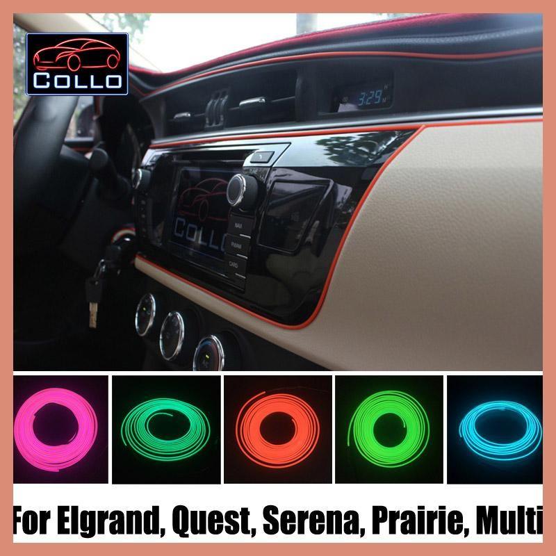 9M EL Wire For Nissan Elgrand /Quest / Serena / Prairie / Multi ...