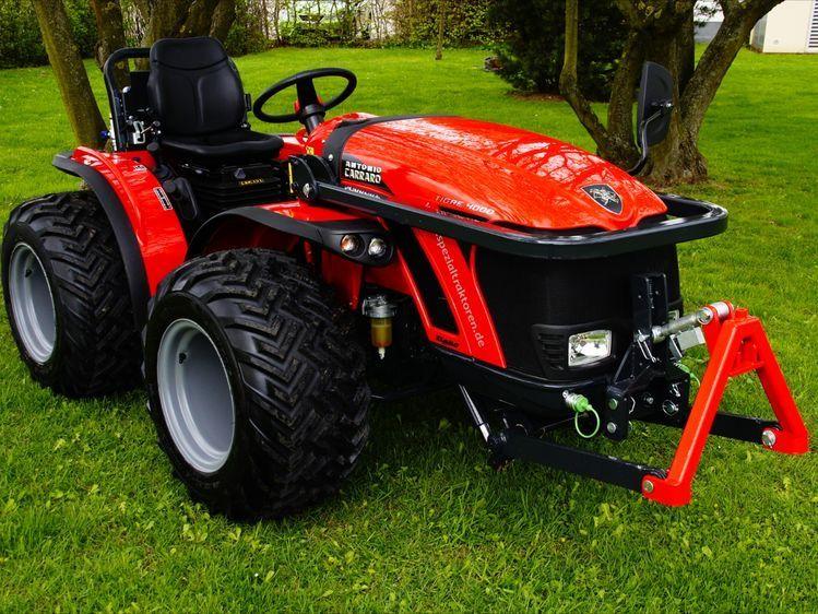 Antonio Carraro Traktor Traktor Traktoren Trecker