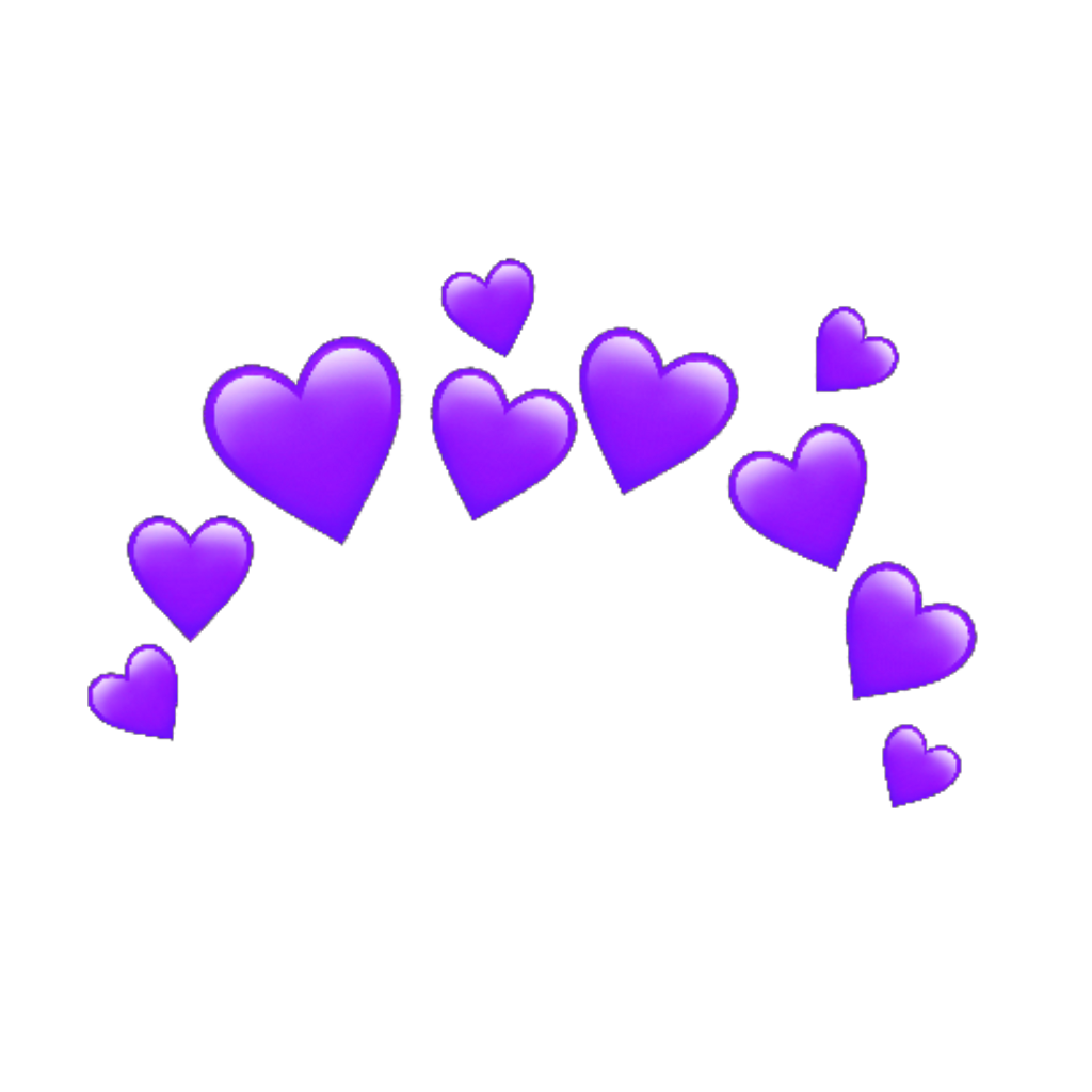 Popular And Trending Love Stickers On Picsart Objek Gambar Ide Kencan Ungu