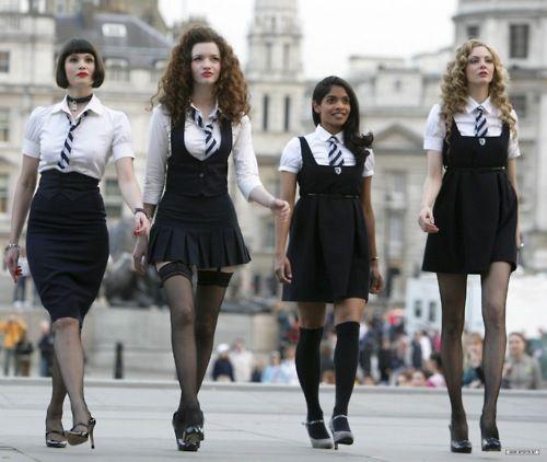 Consider, St trinian s school uniform opinion