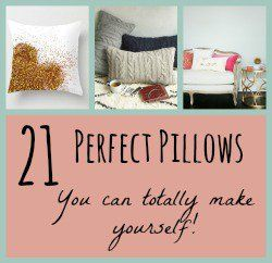 21 perfect pillows you can make yourself perfect pillow pillows 21 perfect pillows you can make yourself solutioingenieria Images