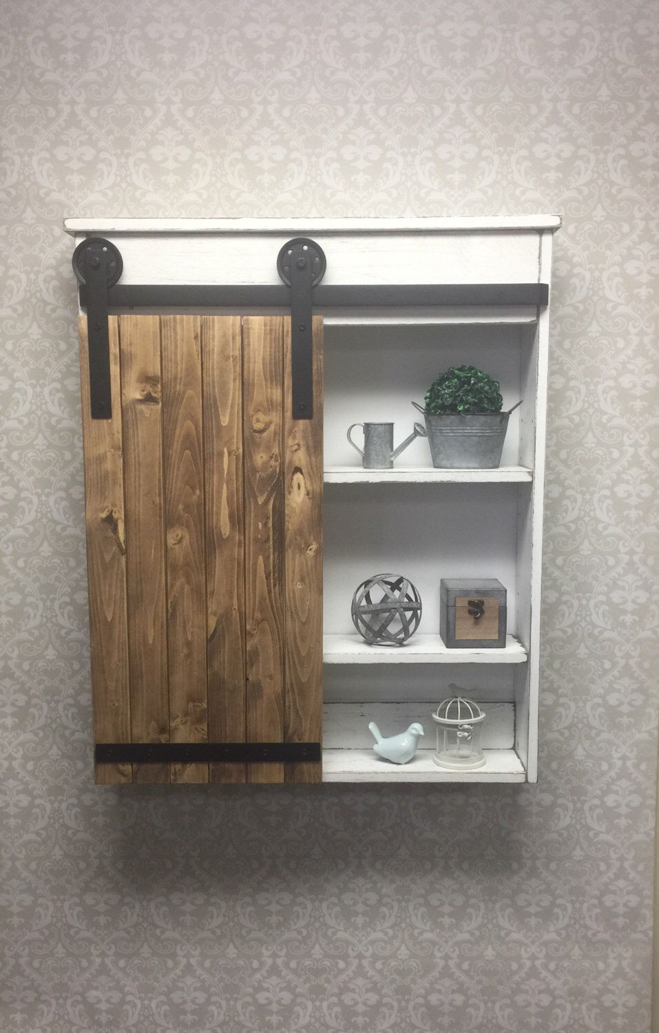 Sliding Barn Door Cabinet Sliding Barn Door Rustic Barn Door Cabinet Barn Door Sliding Door
