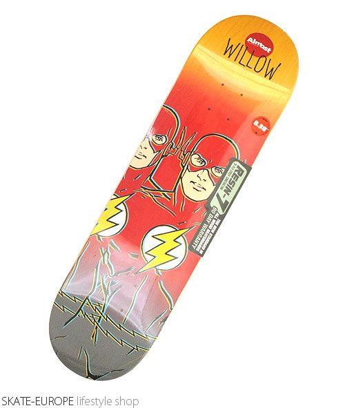 Deck Almost X Dc Comics Willow Deck Dc Comics Skateboard