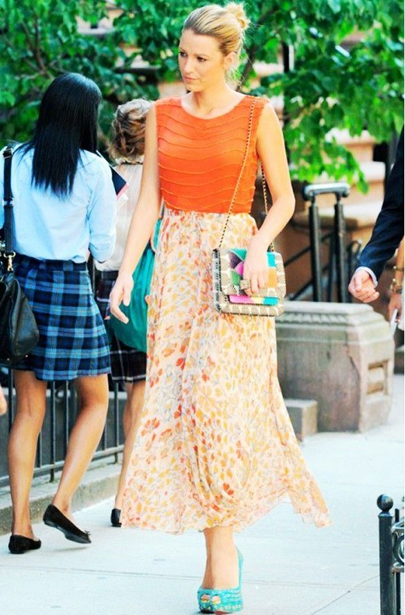 7d693cb9036 5 Outfits Serena van der Woodsen Would Wear Today
