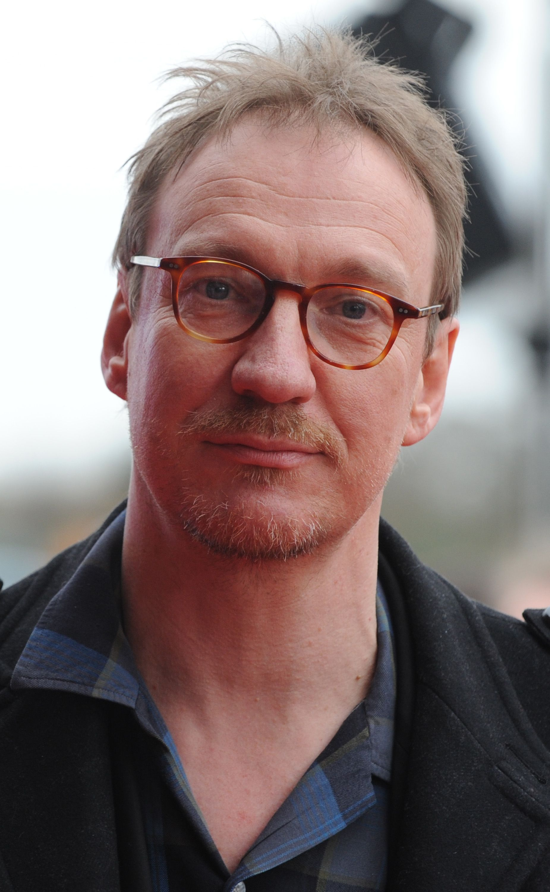 David Thewlis, 2017 clothing style & tips of the attractive calm  actor & Pisces