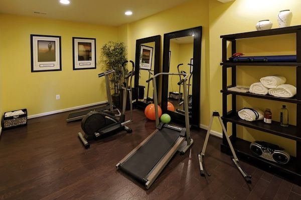 home exercise room decor home gym decorating ideas my exercise room