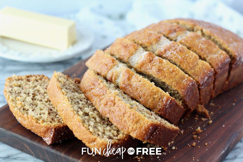 Grandma's Famous Banana Bread Recipe – Fun Cheap or Free