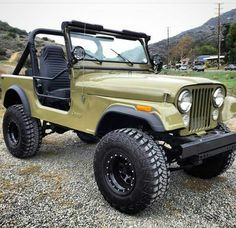Just In 1981 Jeep Cj7 Nicely Equipped With Many Tasteful