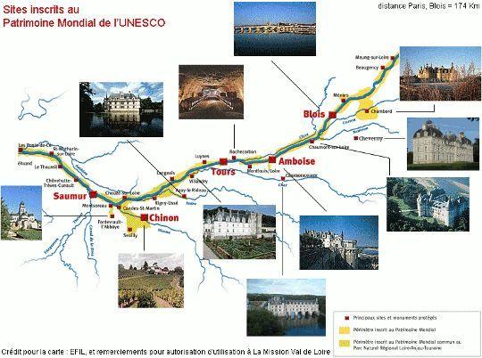 Pin De Alejandro Grecco En Lugares Para Visitar Valle Del Loira Castillos Del Loira Castillos