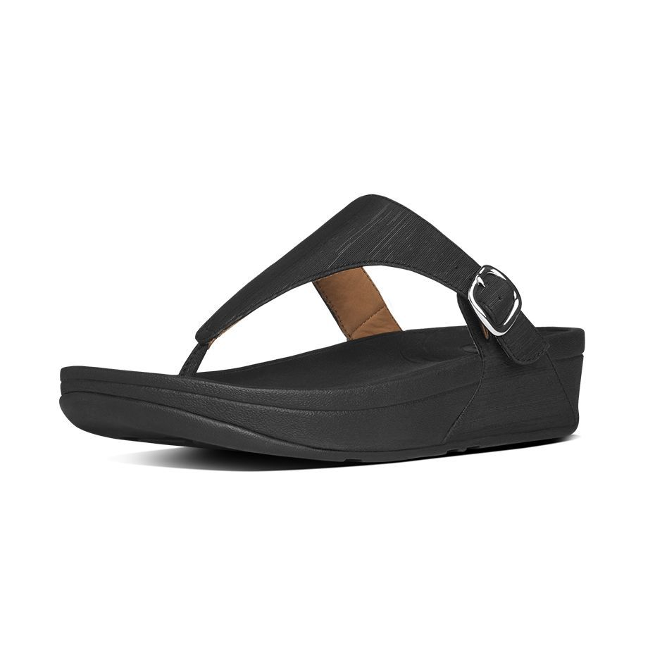96b6d1c4d7ea63 The Skinny™ Imi-Leather Flip Flops