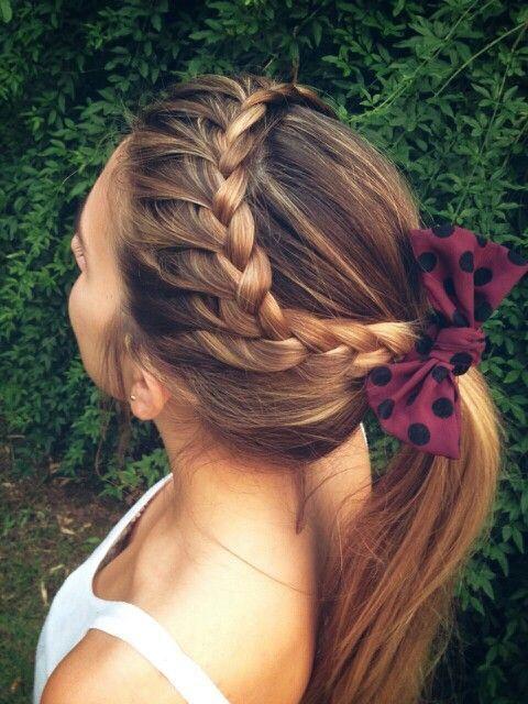 Peinados de trenzas lindas