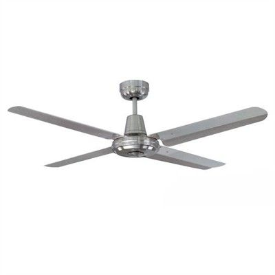 We Love This Mercator Swift 316 Stainless Steel 56 Ceiling Fan Ceiling Fan Stainless Steel Ceiling Fan 316 Stainless Steel