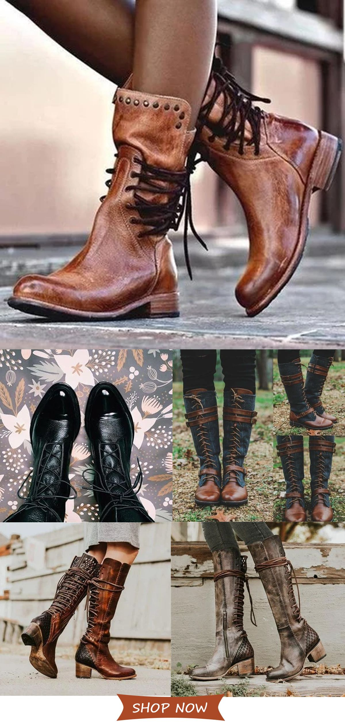 Photo of 2020 Fashion Trends. Hot Style Women's Boots Collections.Plu…